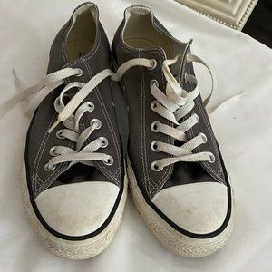 COPY - Converse Chuck Taylor All Star Ox Low Gray…